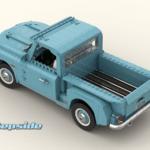 LEGO Ideas Gmc Blue Chip 1957 (4)