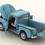 LEGO Ideas Gmc Blue Chip 1957 (6)