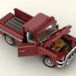 LEGO Ideas Gmc Blue Chip 1957 (8)