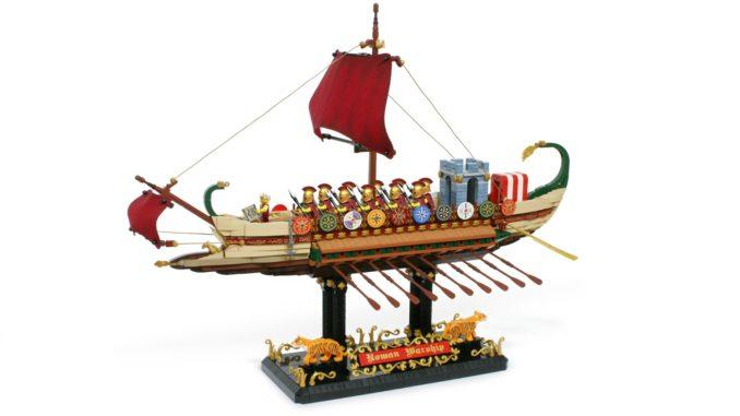 LEGO Ideas Roman Warship (1) 1