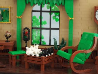 LEGO Iron Builder Duplo Gras Green Lounge Titel