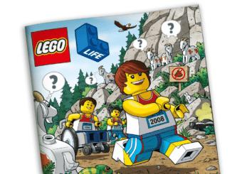LEGO Life Magazin Titel