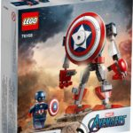 LEGO Marvel 76168 Captain America Mech (5)