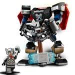 LEGO Marvel 76169 Thor Mech Armor (4)
