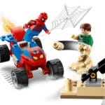 LEGO Marvel 76172 Spider Buggy Vs Sandman (3)