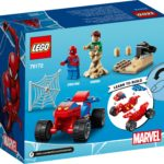 LEGO Marvel 76172 Spider Buggy Vs Sandman (6)