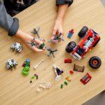 LEGO Marvel 76174 Spider Man Monster Truck (9)
