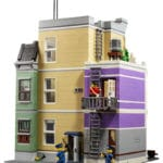 LEGO Modular Building 10278 Polizeistation 7