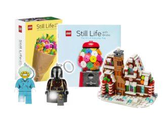 LEGO Neue Artikel Titel