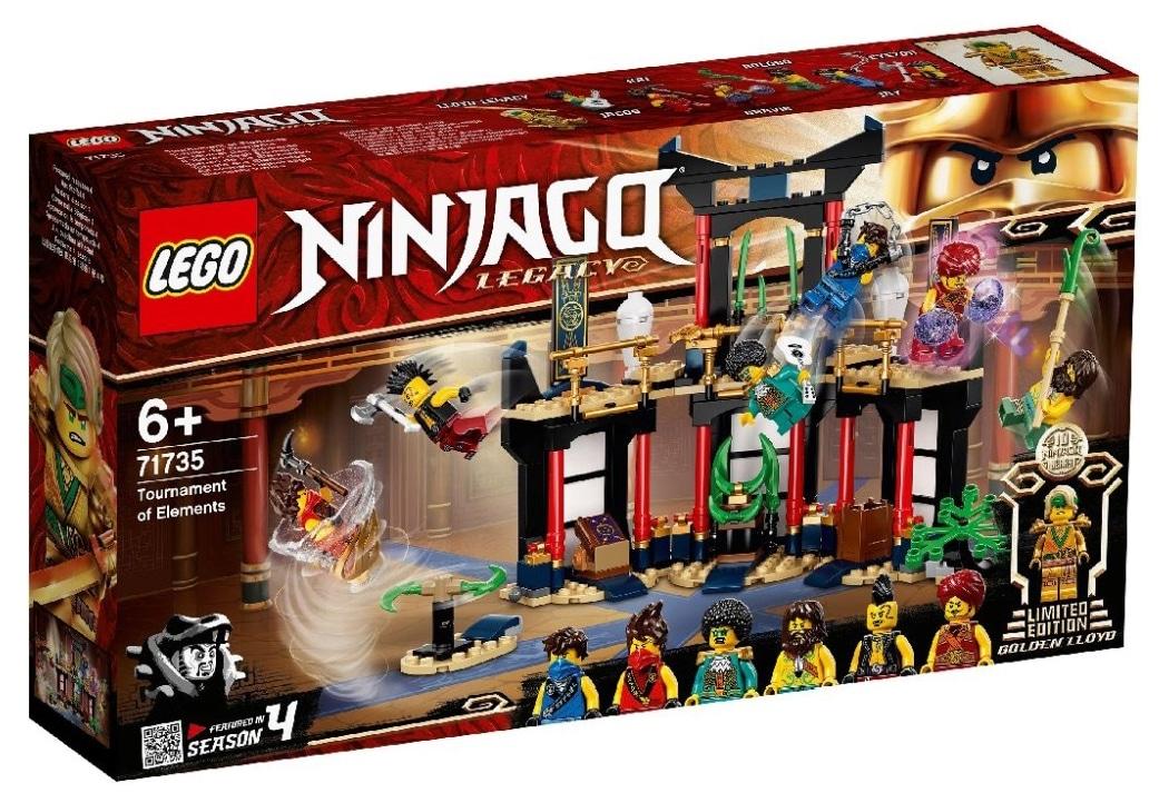 LEGO Ninjago 717354
