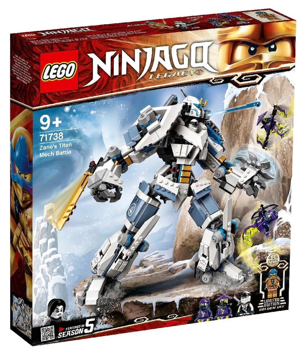 LEGO Ninjago 71738 4