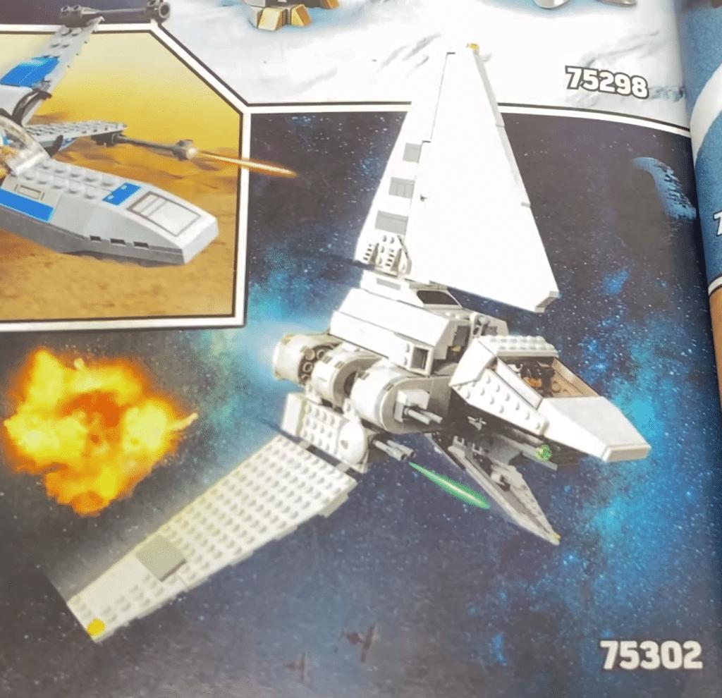 LEGO Star Wars 2021 Bilder Anleitung 1