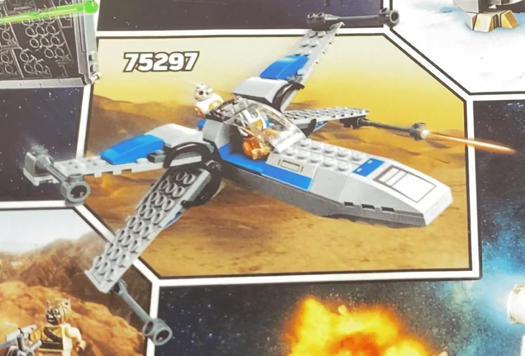 LEGO Star Wars 2021 Bilder Anleitung 2