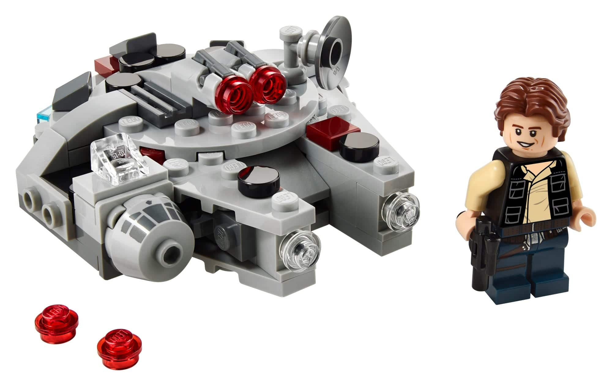 LEGO Star Wars 75295 Millennium Falcon Microfighter 3