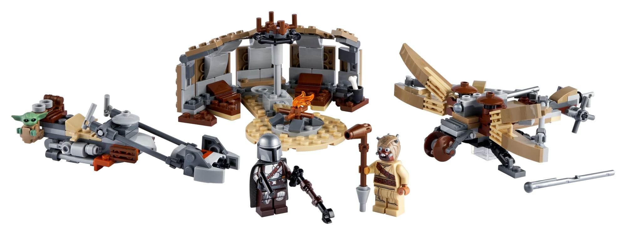LEGO Star Wars 75299 Trouble On Tatooine 1