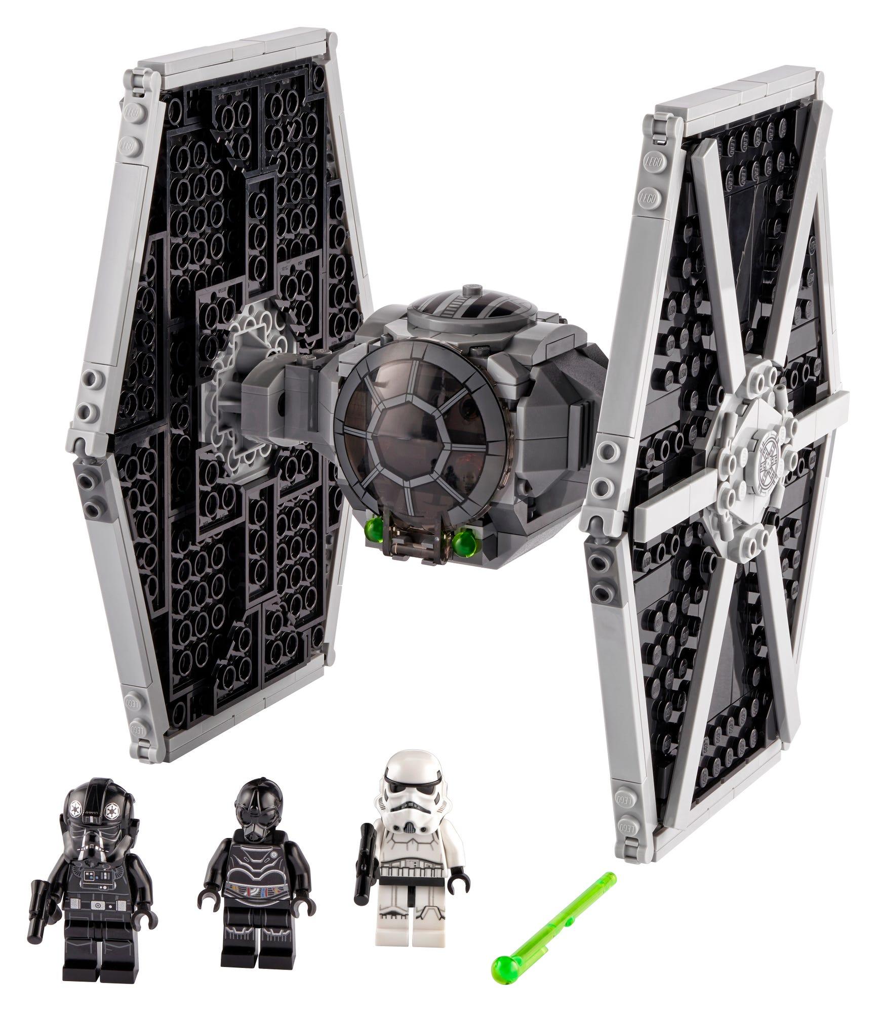 LEGO Star Wars 75300 Tie Fighter 1
