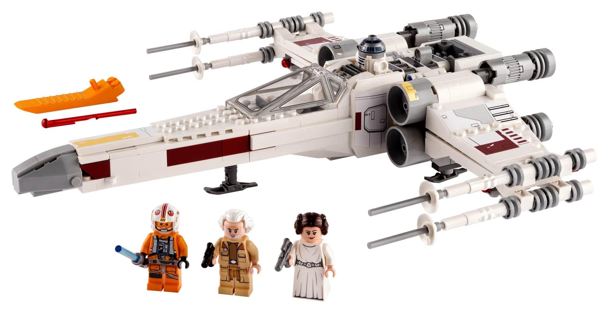 LEGO Star Wars 75301 X Wing 2
