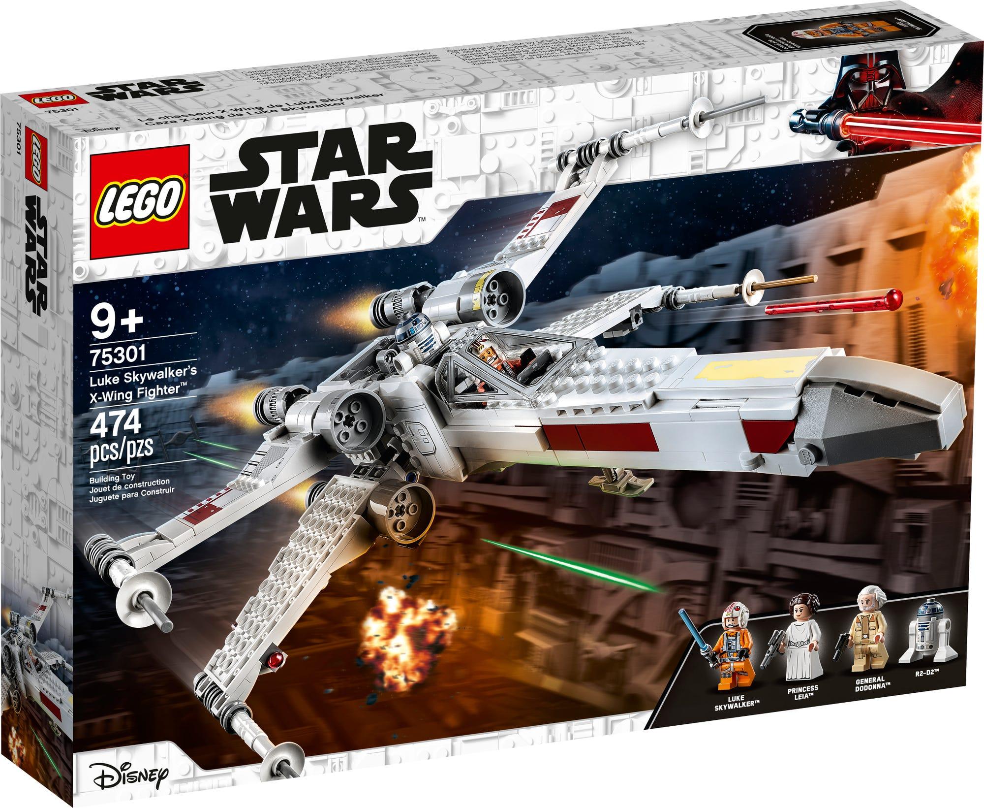 LEGO Star Wars 75301 X Wing 3