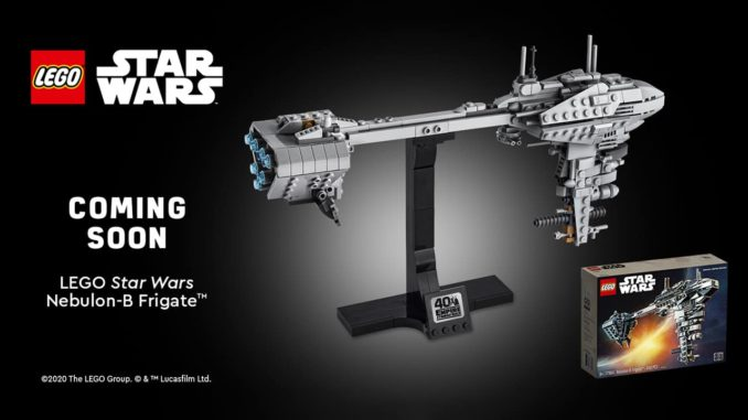 LEGO Star Wars 77904 Nebulon B Amazon