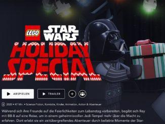 LEGO Star Wars Holiday Special Stream