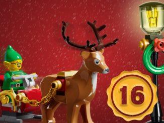 LEGO Stonewars Adventskalender Tuerchen 16