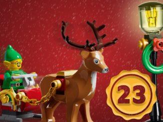 LEGO Stonewars Adventskalender Tuerchen 23