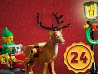 LEGO Stonewars Adventskalender Tuerchen 24