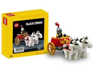 LEGO Streitwagen GWP Colosseum