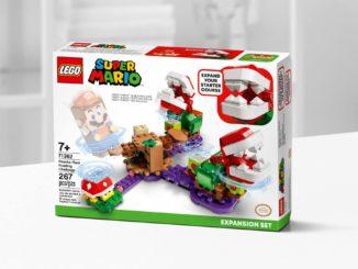 LEGO Super Mario 71382 Piranha Plant Puzzling Challenge 5