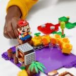 LEGO Super Mario 71383 Wigglers Poison Swamp 1