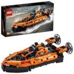 LEGO Technic 42120 Luftkissenboot Für Rettungseinsätze 1