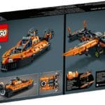 LEGO Technic 42120 Luftkissenboot Für Rettungseinsätze 4