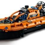LEGO Technic 42120 Luftkissenboot Für Rettungseinsätze 5