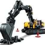LEGO Technic 42121 Hydraulikbagger 5