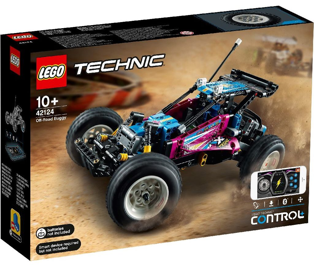LEGO Technic 42124 3