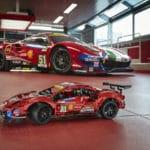 LEGO Technic 42125 Ferrari (13)