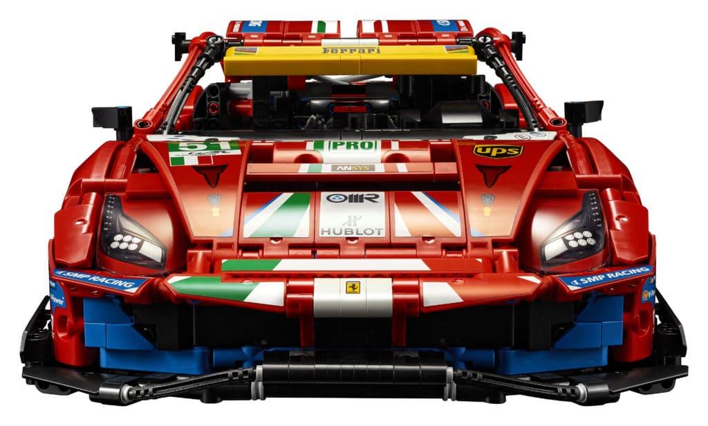 LEGO Technic 42125 Ferrari (2)