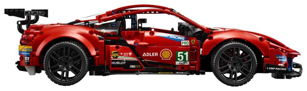 LEGO Technic 42125 Ferrari (3)