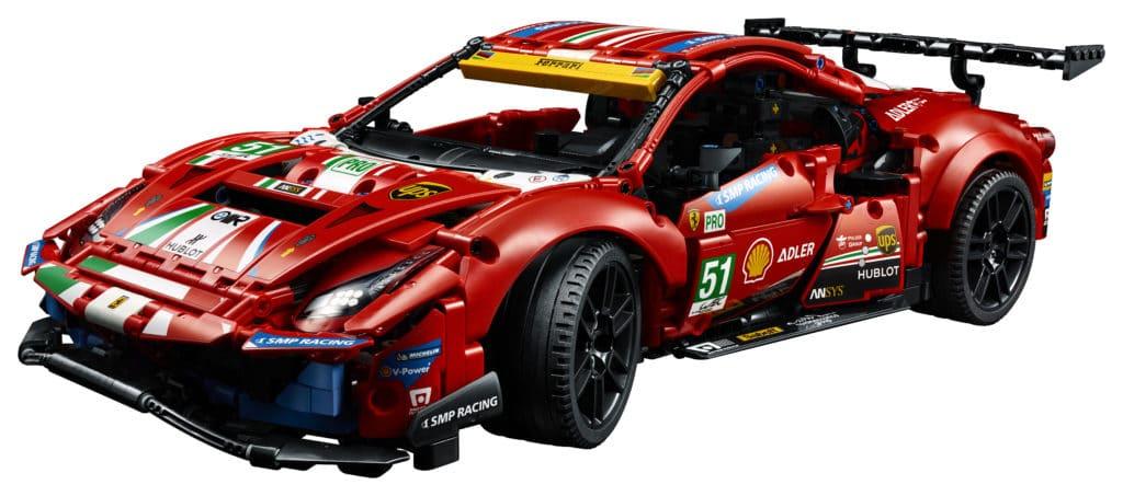 LEGO Technic 42125 Ferrari (4)