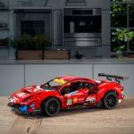 LEGO Technic 42125 Ferrari 488 Gte (1)