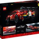 LEGO Technic 42125 Ferrari 488 Gte (8)