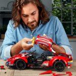 LEGO Technic 42125 Ferrari 488 Gte (9)