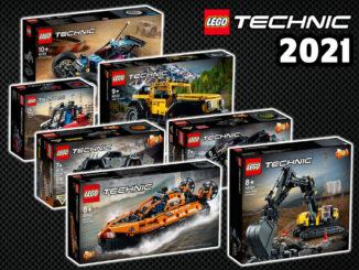 LEGO Technic Neuheiten 1hj 2021 Titel 2