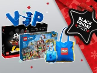 LEGO VIP Sale Black Friday Tag 2 und 3