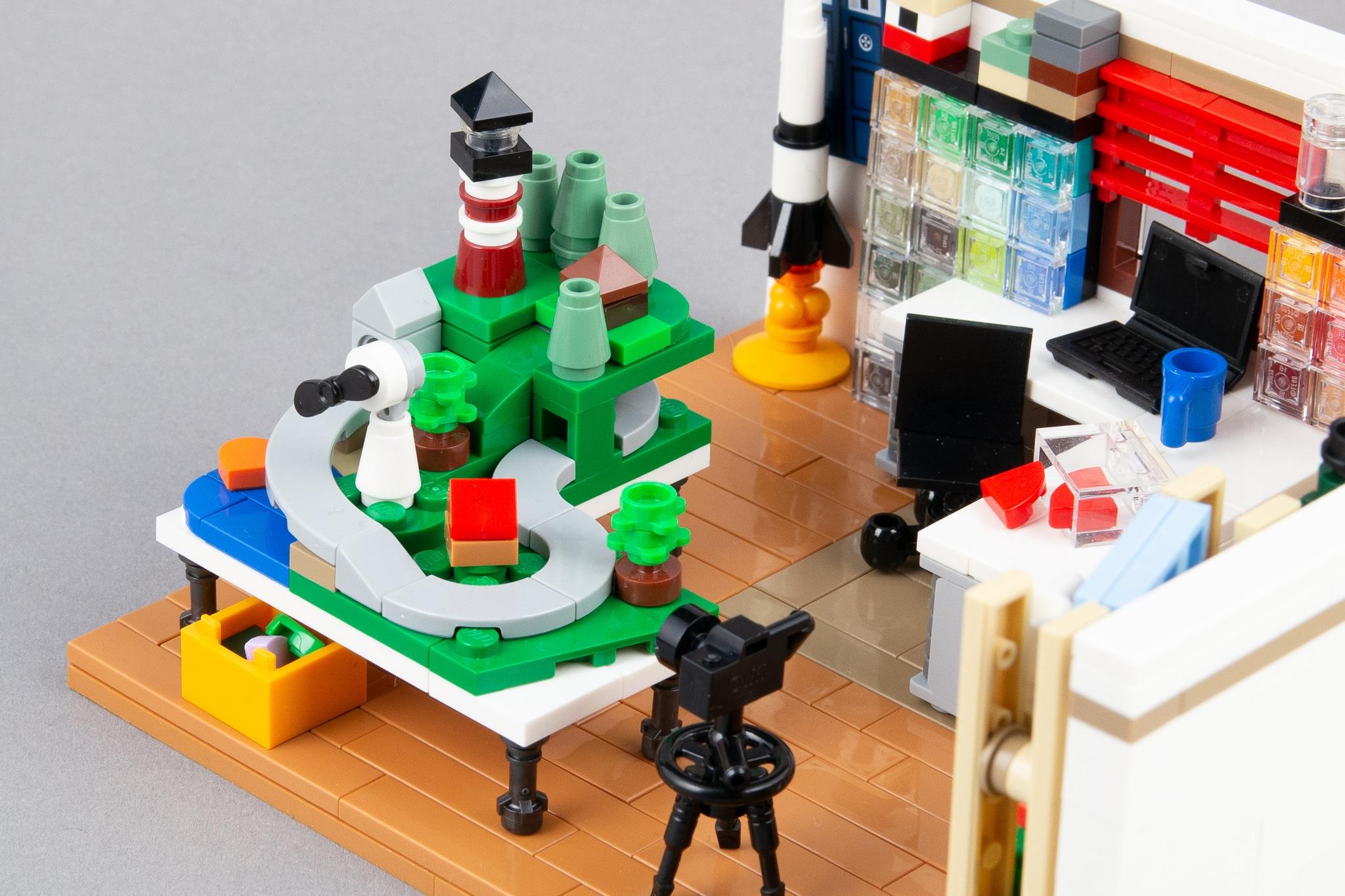 Moc Stonewars LEGO Zimmer (10)