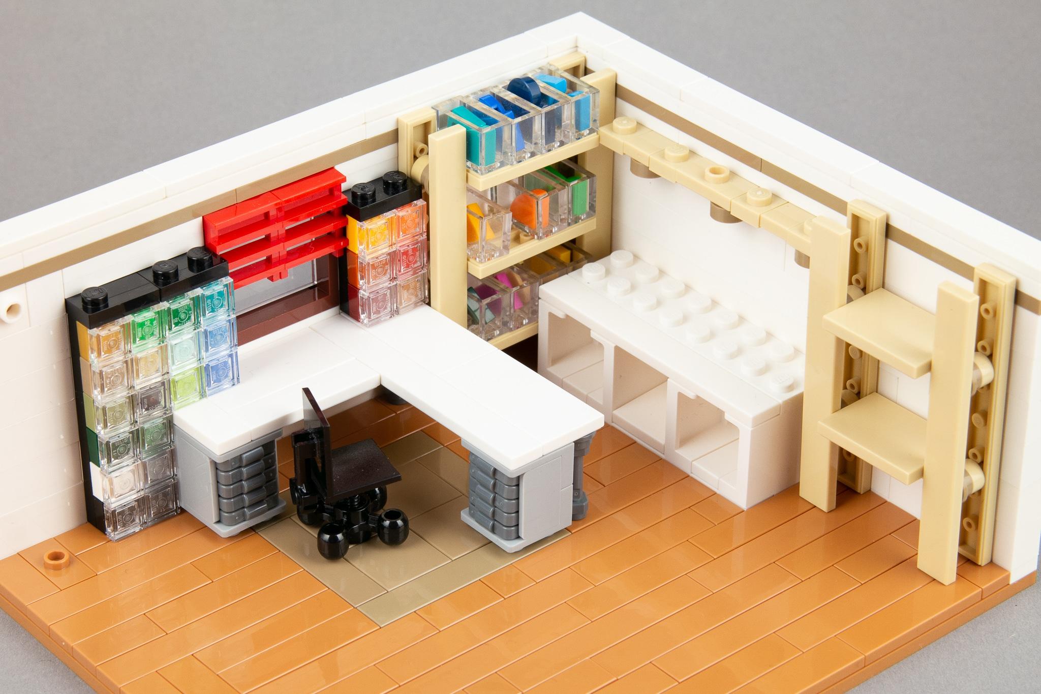Moc Stonewars LEGO Zimmer (2)