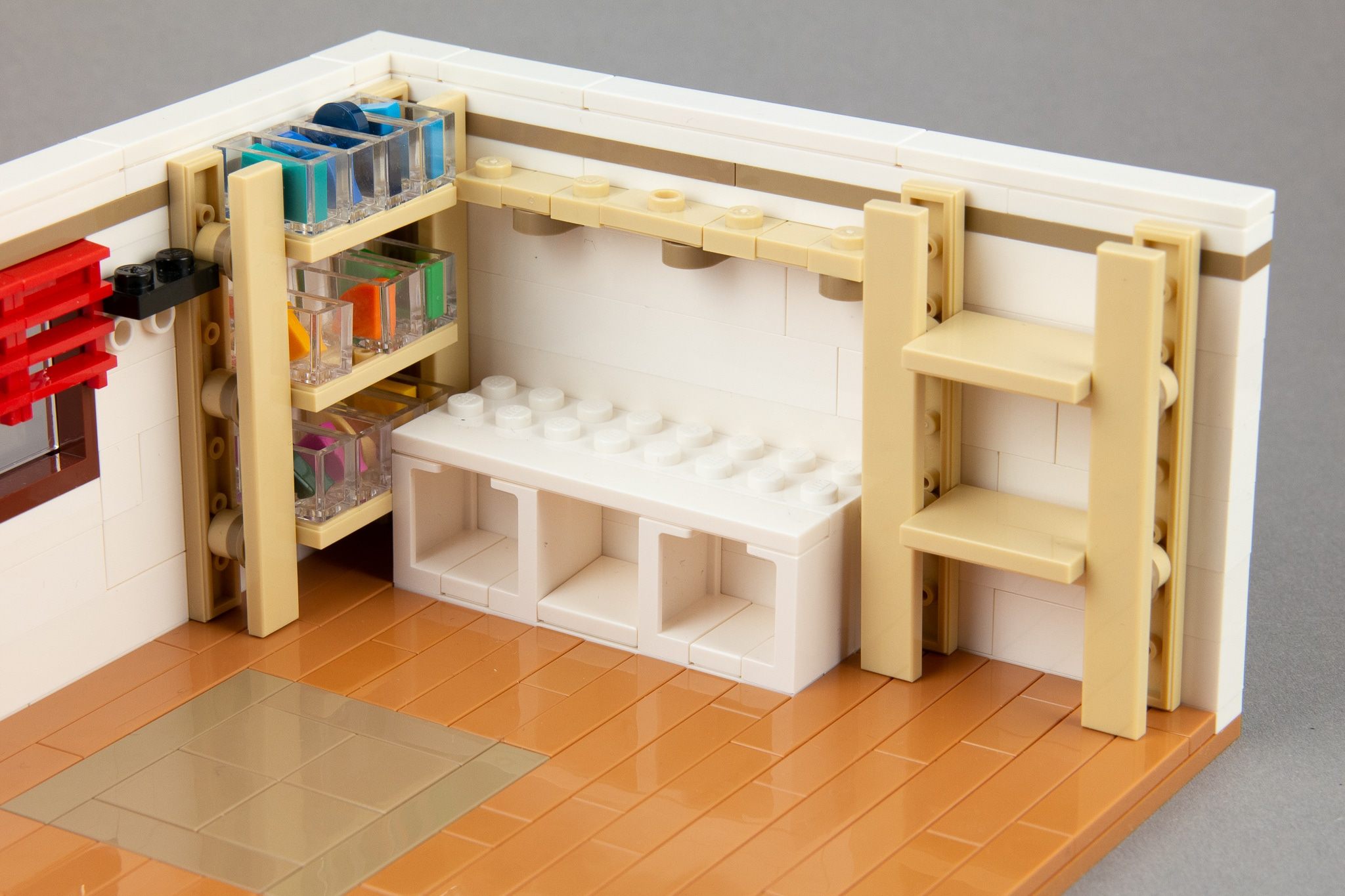 Moc Stonewars LEGO Zimmer (4)