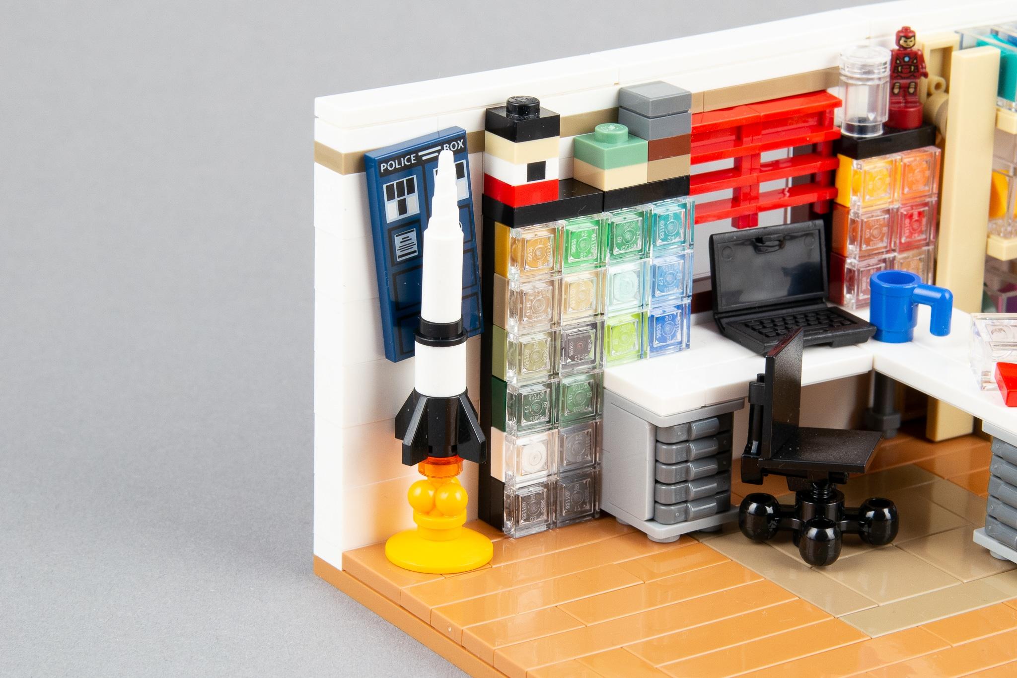 Moc Stonewars LEGO Zimmer (8)