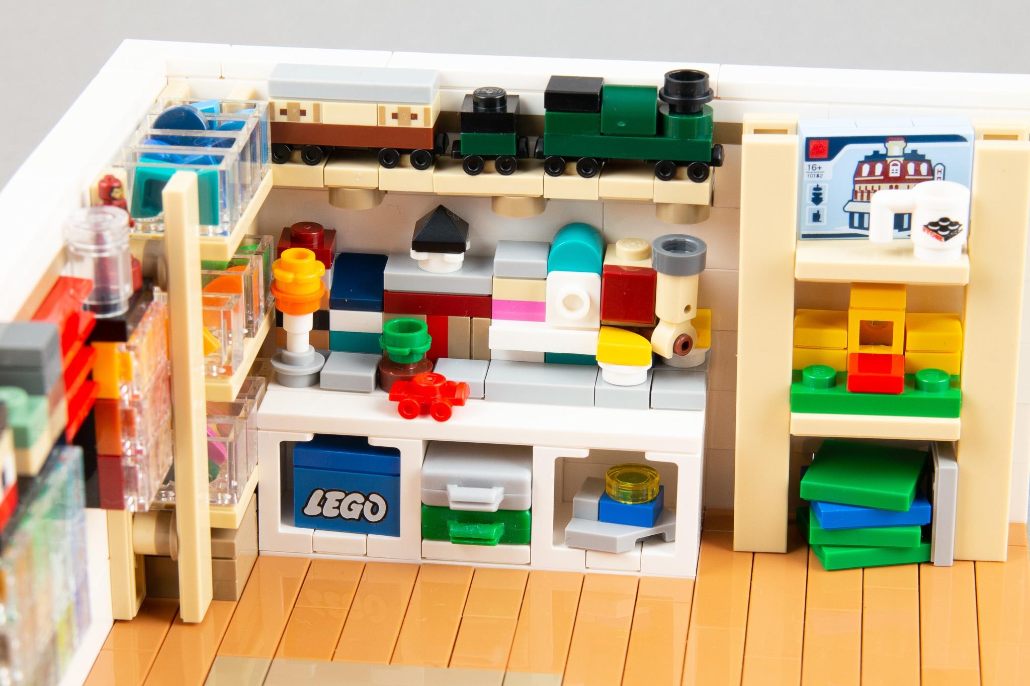 Moc Stonewars LEGO Zimmer (9)