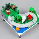Moc Stonewars LEGO Zimmer Micro Moc Stadt Layout (1)